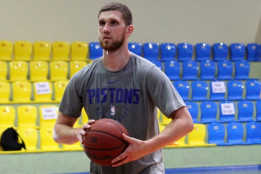 У Черкаси повернувся баскетболіст міжнародного рівня
