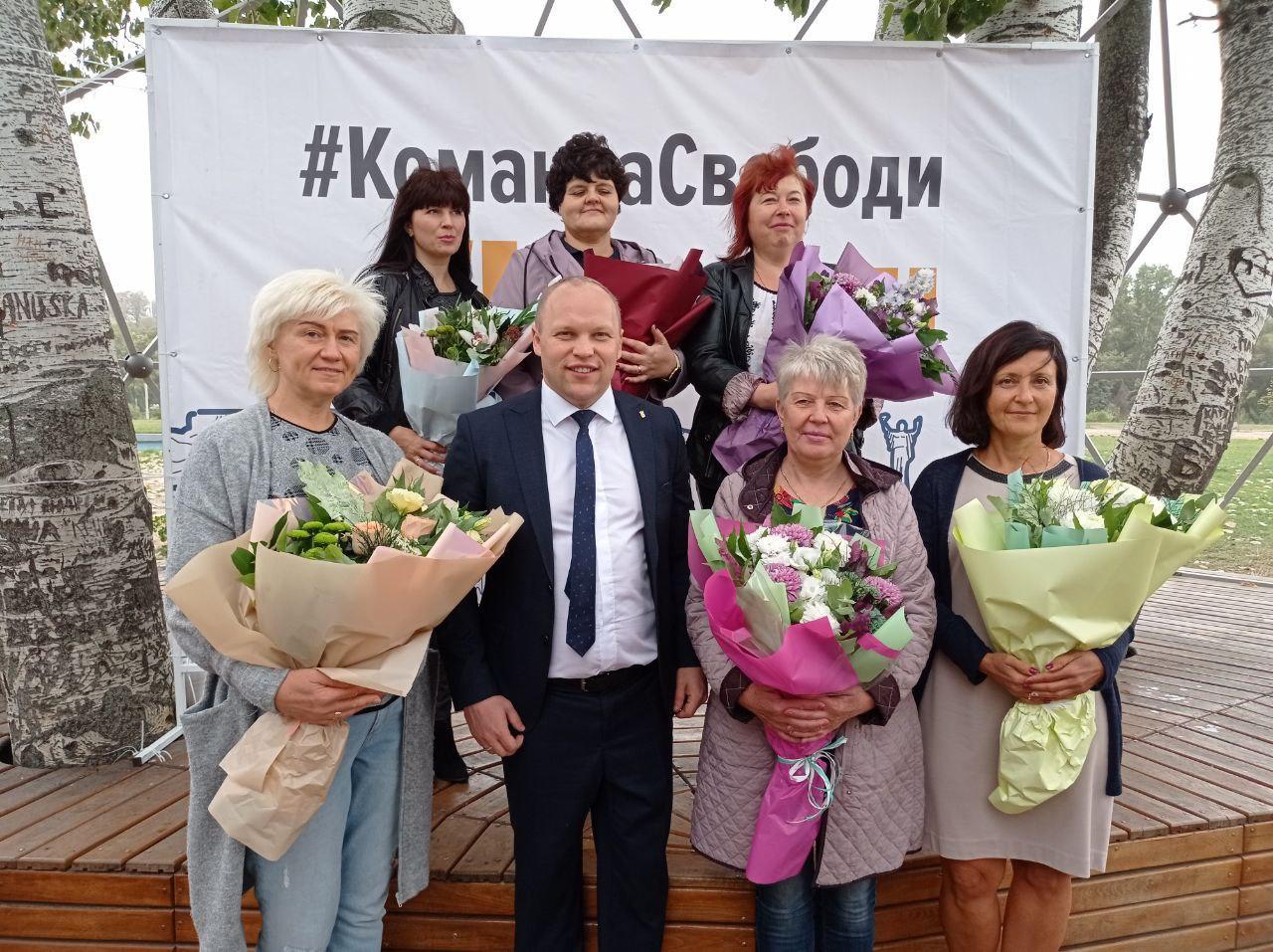 Команда «Свободи» підписала меморандум із працівниками дошкілля