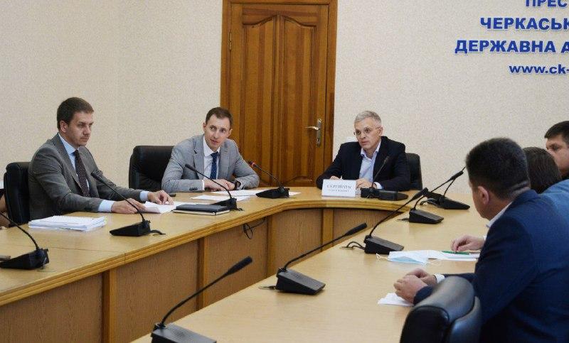 На Черкащині планують реалізувати інвестиційний проєкт норвезької компанії