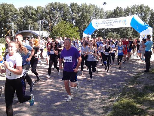 У Черкасах відбудеться пробіжка бульваром Шевченка в День міста