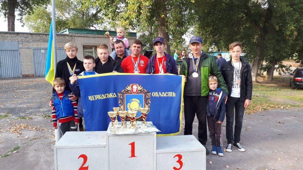 Черкаські судномоделісти отримали нагороди в чемпіонаті України