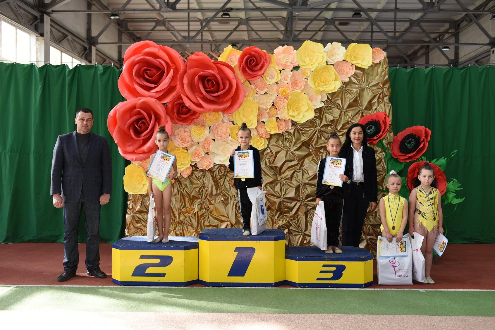 У Черкасах розпочалися змагання з художньої гімнастики (ФОТО)