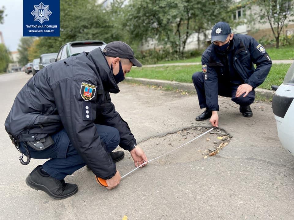 На Черкащині перевіряють стан автомобільних доріг
