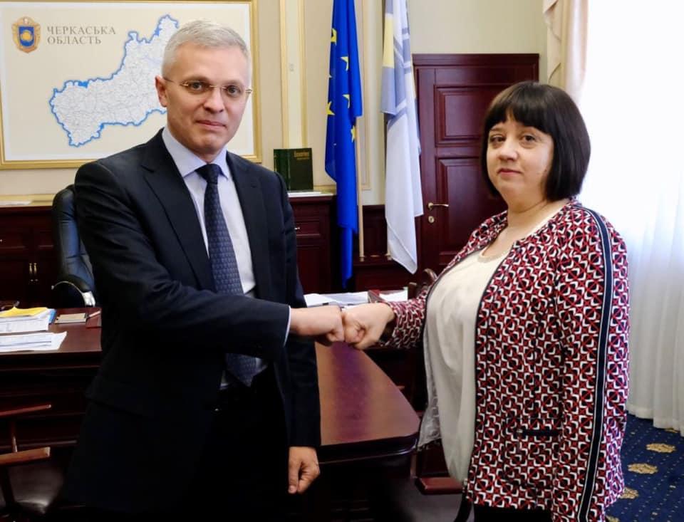 Ларису Кошову призначили на посаду заступниці голови ОДА