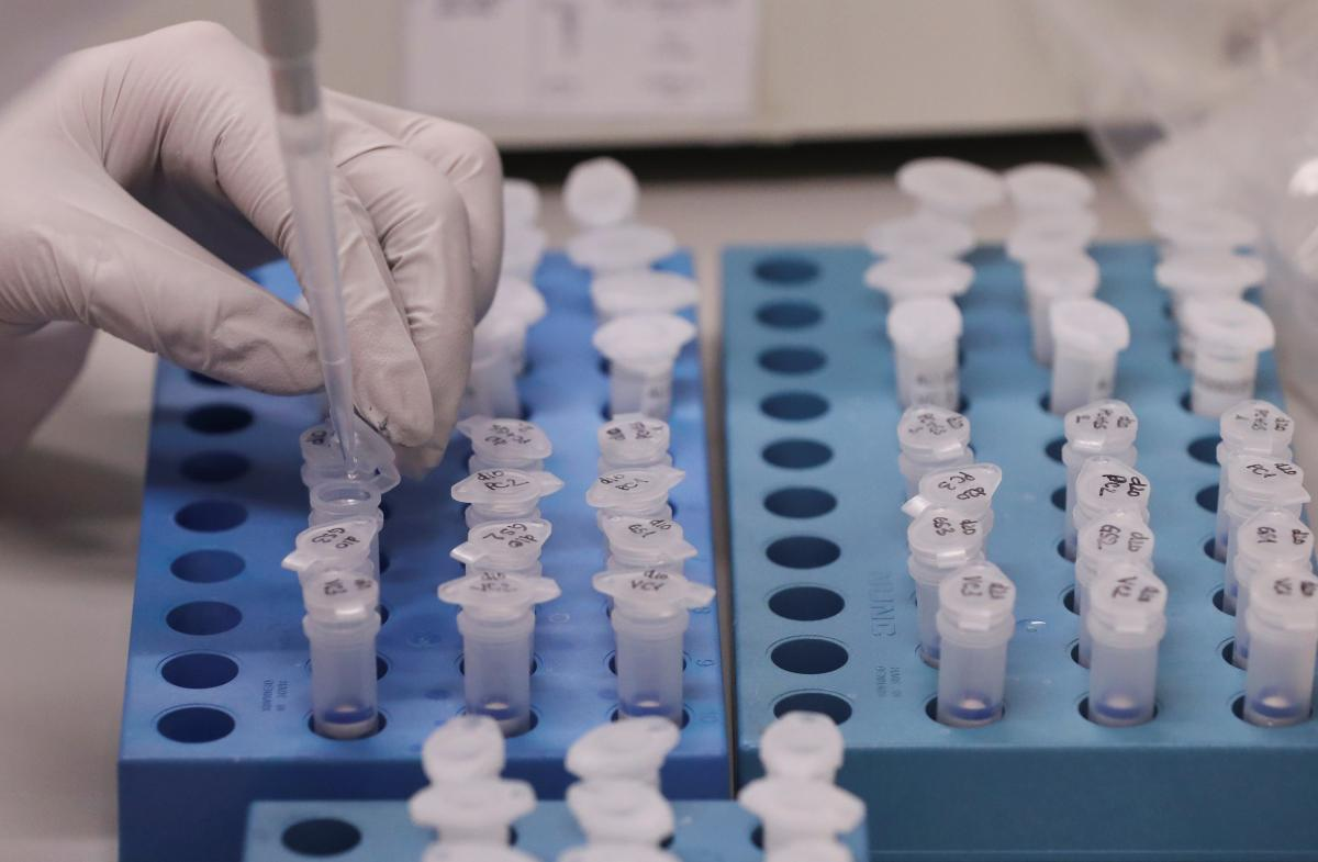 «Проводимо 900-1000 ПЛР-тестувань за добу», – головна санлікар області Людмила Кравченко