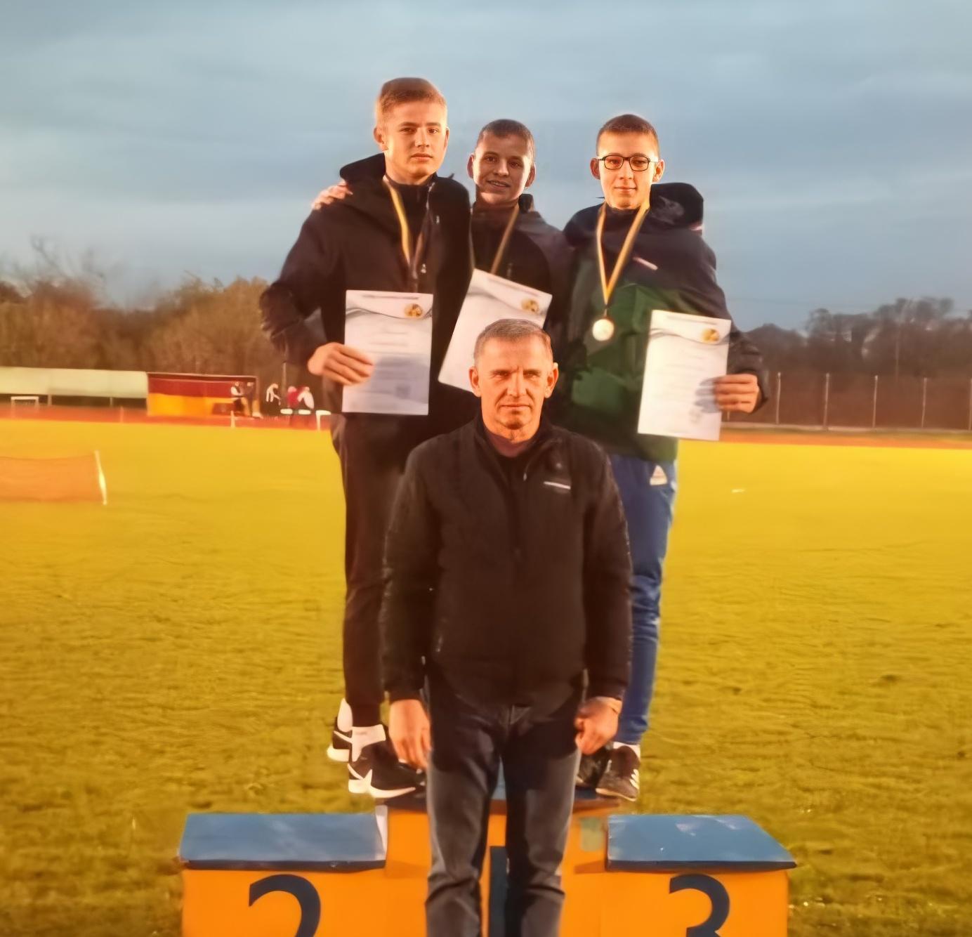 Черкаські спортсмени вибороли нагороди на чемпіонаті України з легкої атлетки