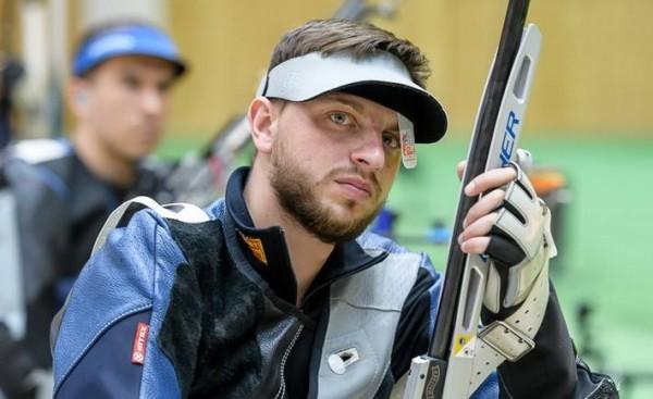 Стрілець Сергій Куліш став кращим спортсменом вересня-2020 на Черкащині