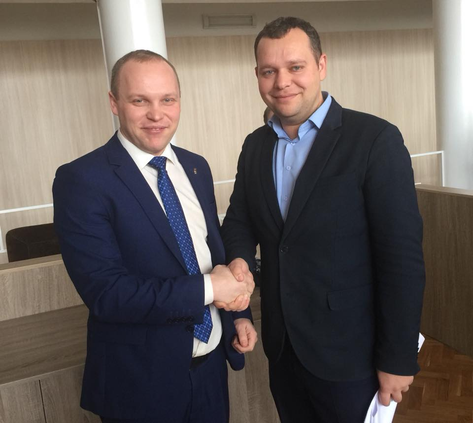 Обов'язки директора департаменту освіти тимчасово виконуватиме Ігор Волошин
