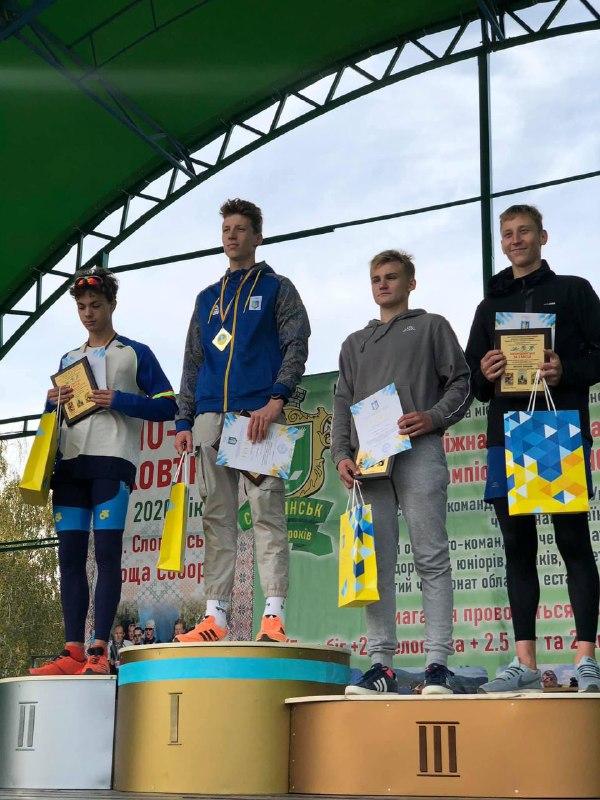 Черкаські спортсмени здобули нагороди чемпіонату України