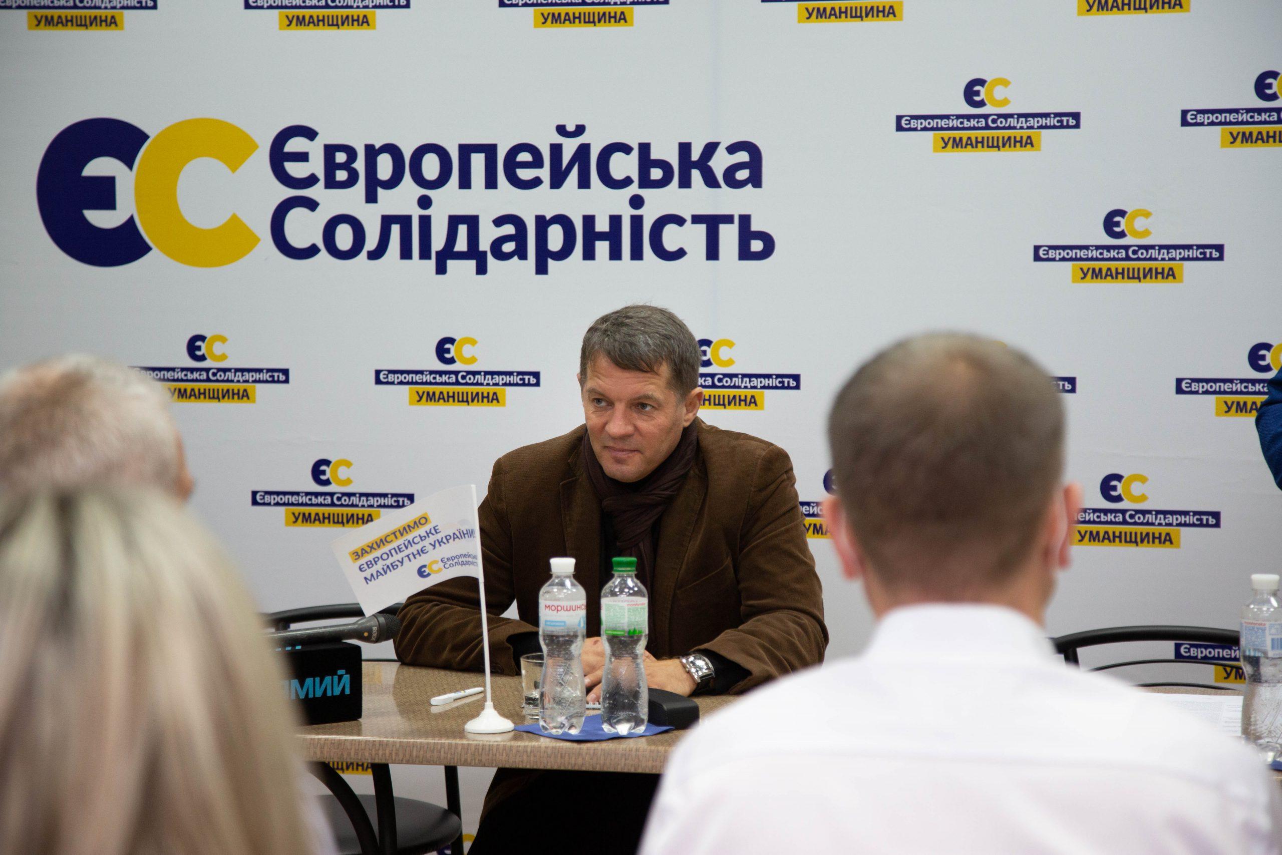 Держава не змогла забезпечити широке тестування лікарів, в дефіциті захисні засоби та ліки: обласна команда «ЄС» відвідала лікарні Черкащини