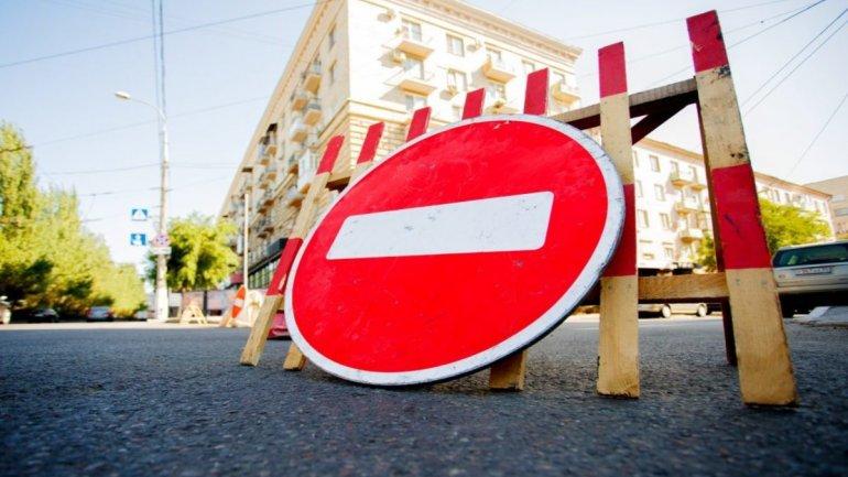 Сьогодні в Черкасах заборонили рух на вулиці Благовісній