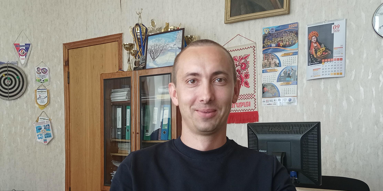 Павло Скворцов: «Бажання прогресувати в межах моєї організації не зникає ніколи»