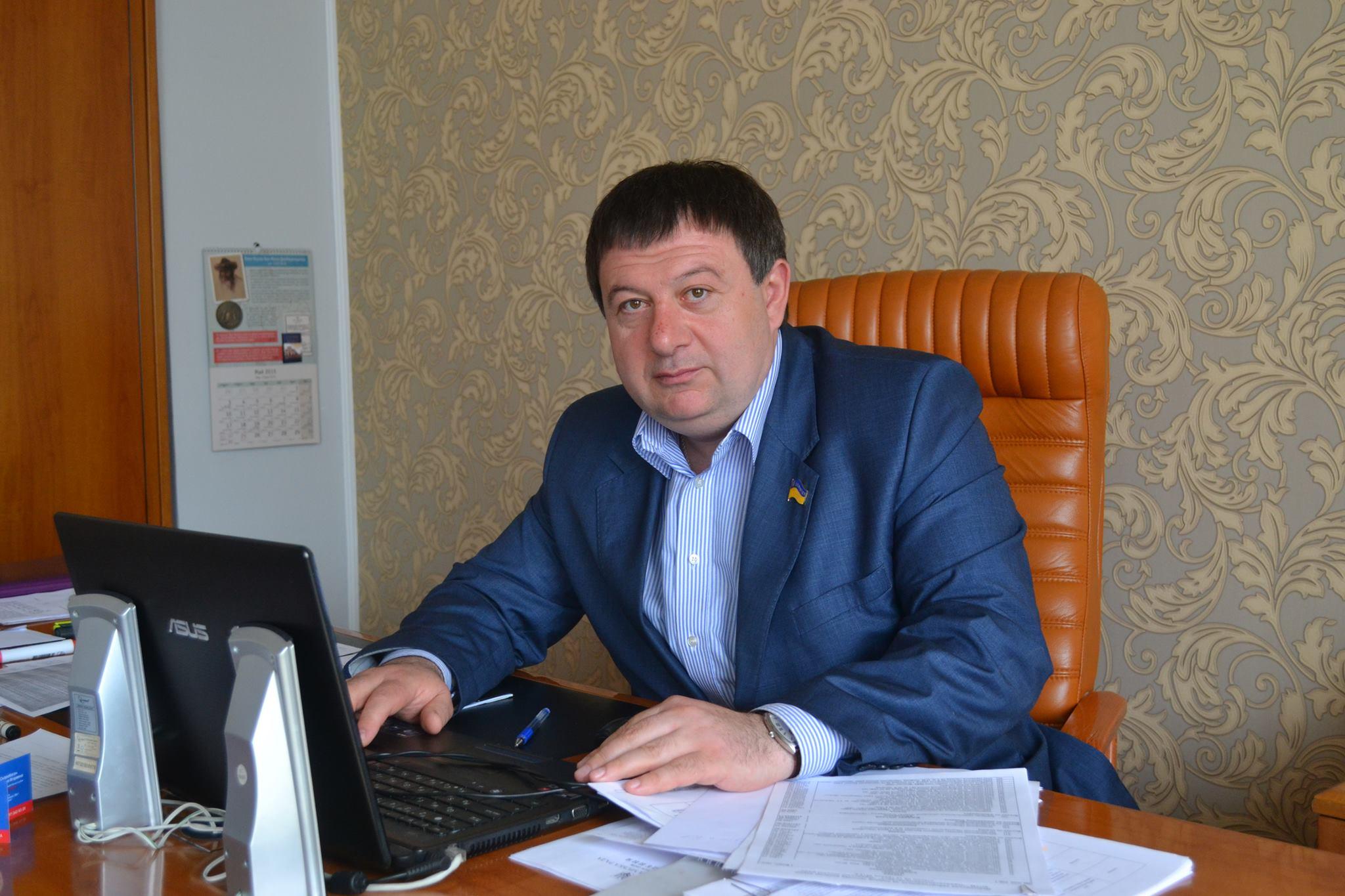 Олександ Радуцький: «Бондаренко ніколи не тримав удар. Тож Євпак – наступний мер Черкас»