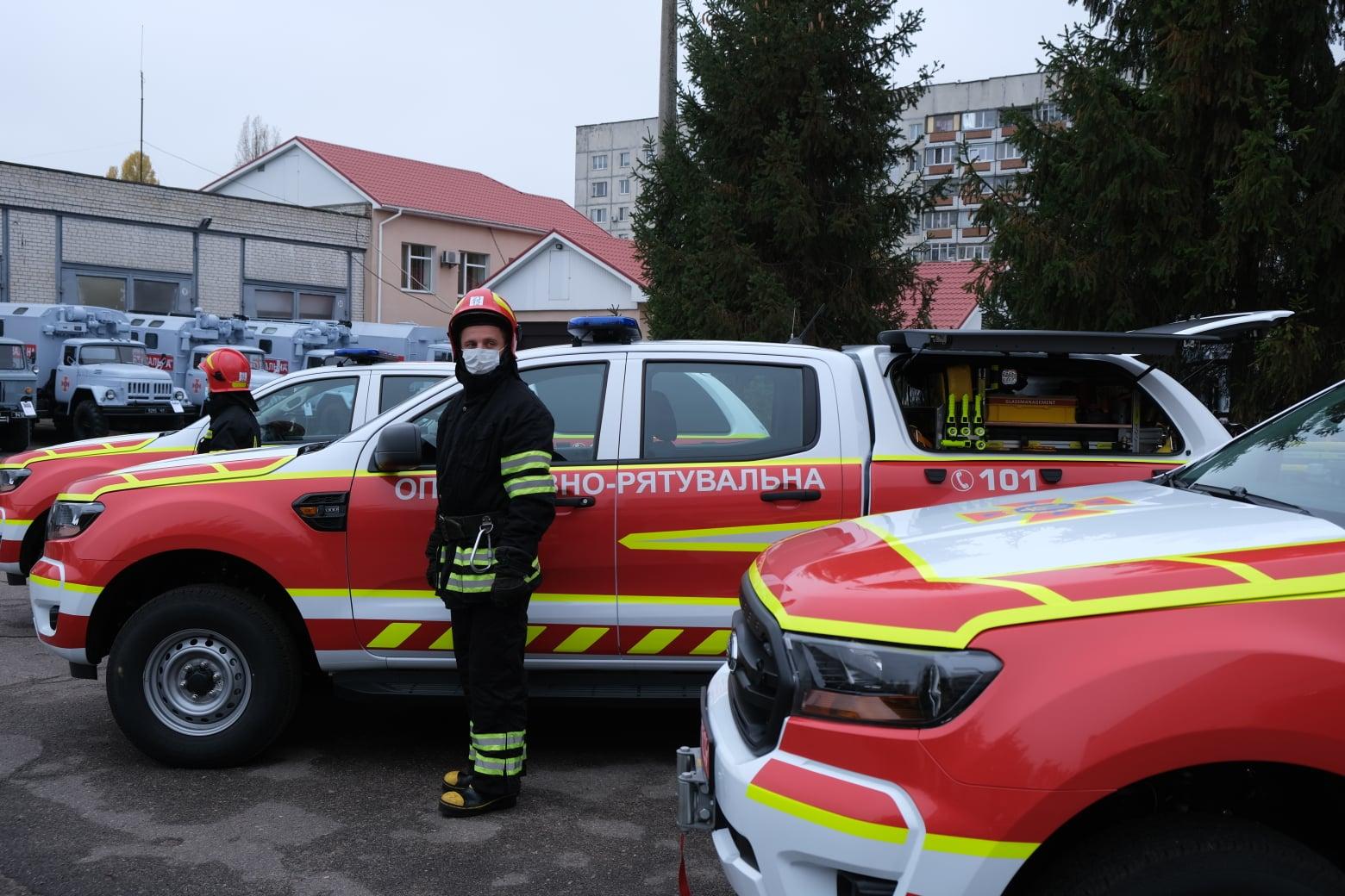 На Черкащині запрацював Центр управління в надзвичайних ситуаціях