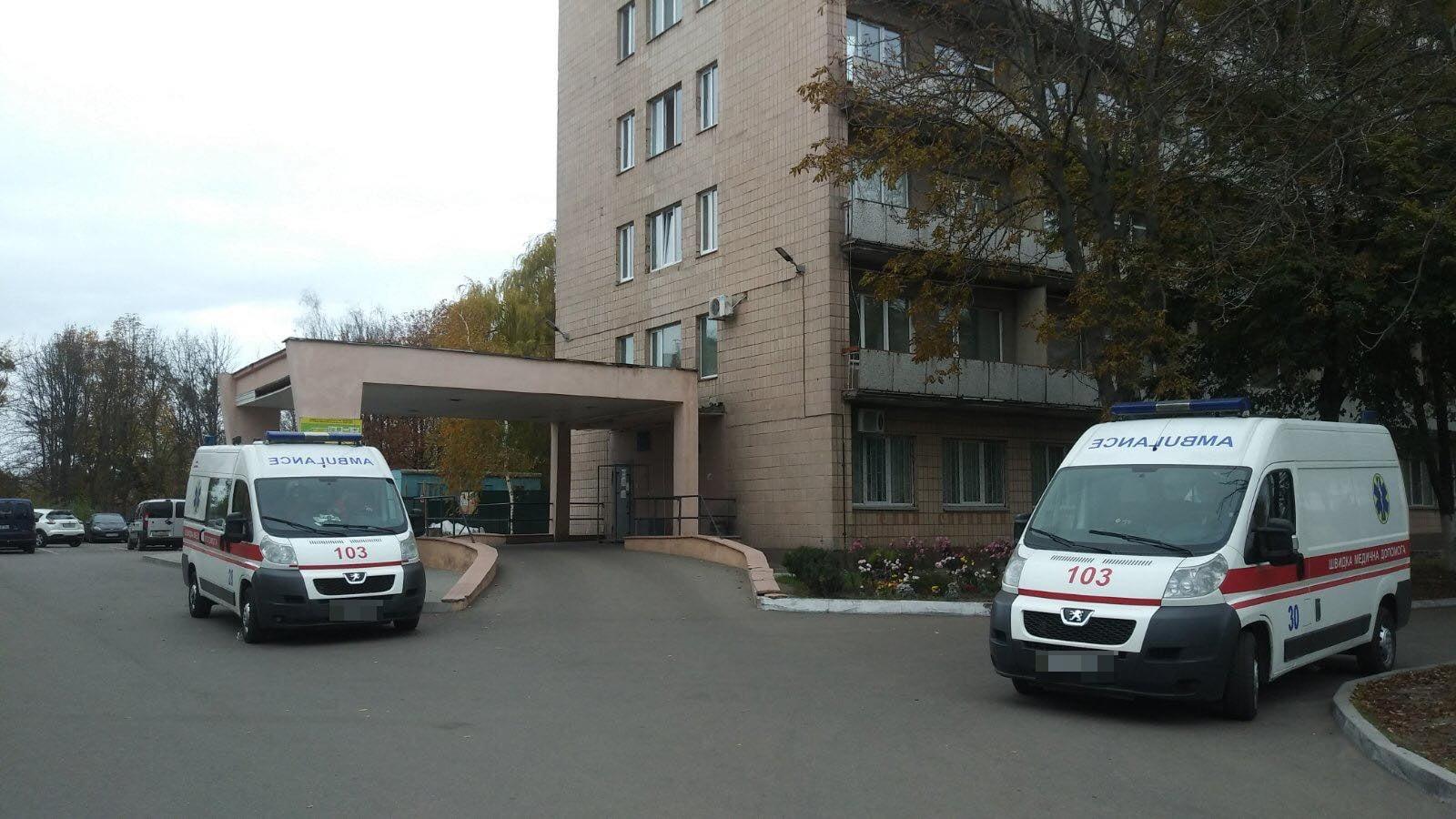 СБУ викрила мільйонні збитки, завдані бюджету Черкас під час закупівлі медичного обладнання