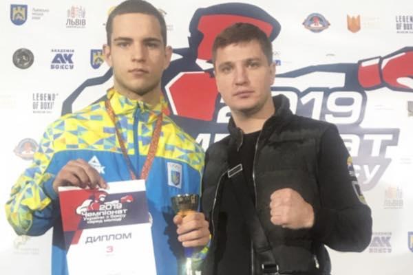 """Два черкаські спортсмени отримали звання """"Майстер спорту України"""""""