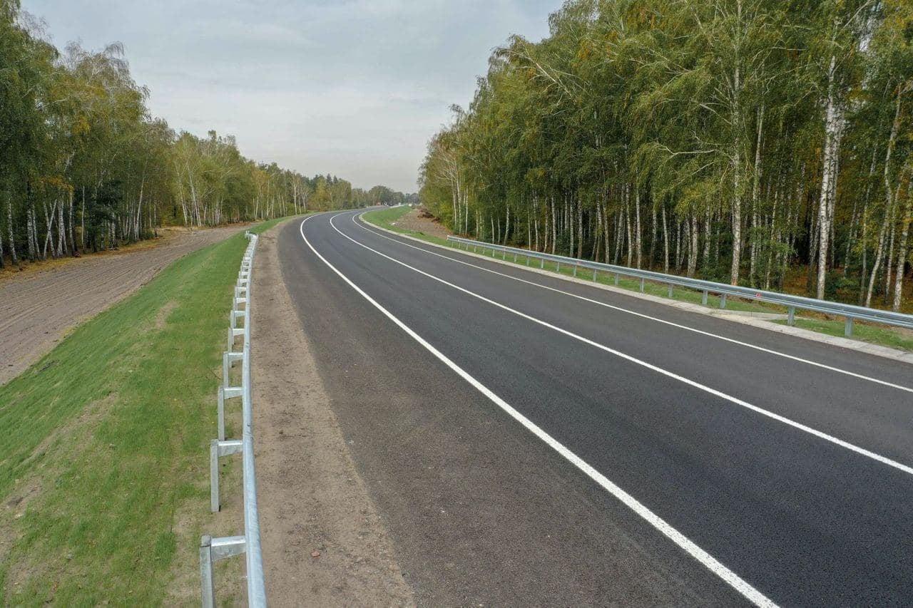Черкаська область серед лідерів за кількістю кілометрів, які вводять в експлуатацію