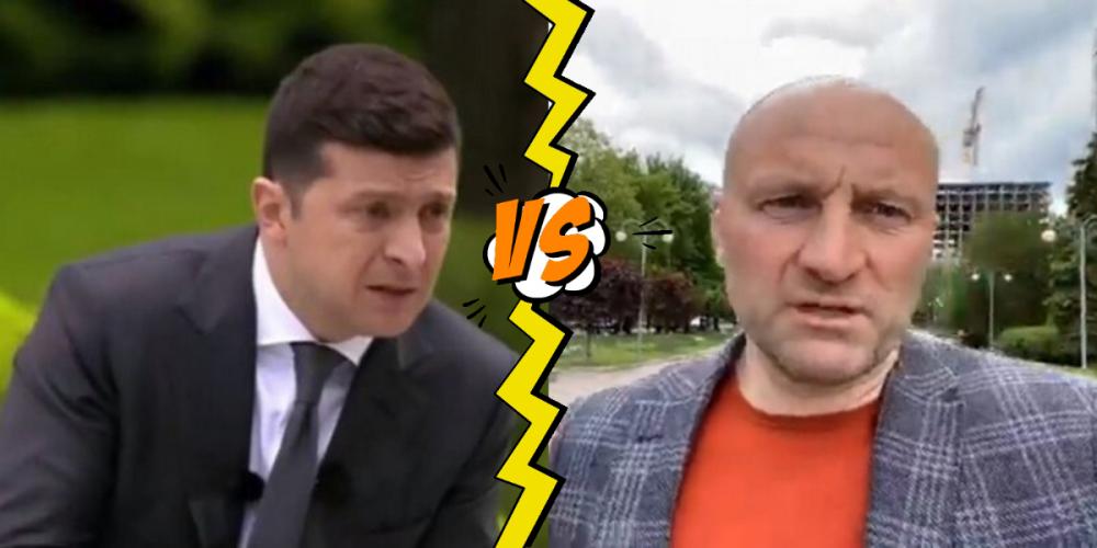 Бондаренко програв судовий позов до Зеленського