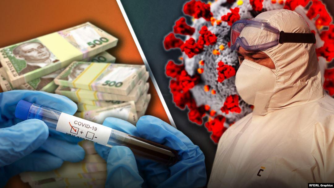 В Україні виділили понад один млрд грн для збільшення кількості тестувань на COVID-19