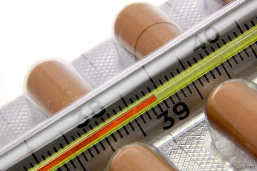 В області показник загальної захворюваності на грип та ГРВІ на 14,8 % вище епідпорогу
