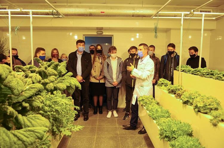 Студенти-агрономи відвідали «Інститут здоров'я рослин»