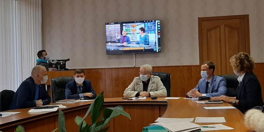ЧДТУ традиційно долучився до написання ювілейного Всеукраїнського радіодиктанту національної єдності