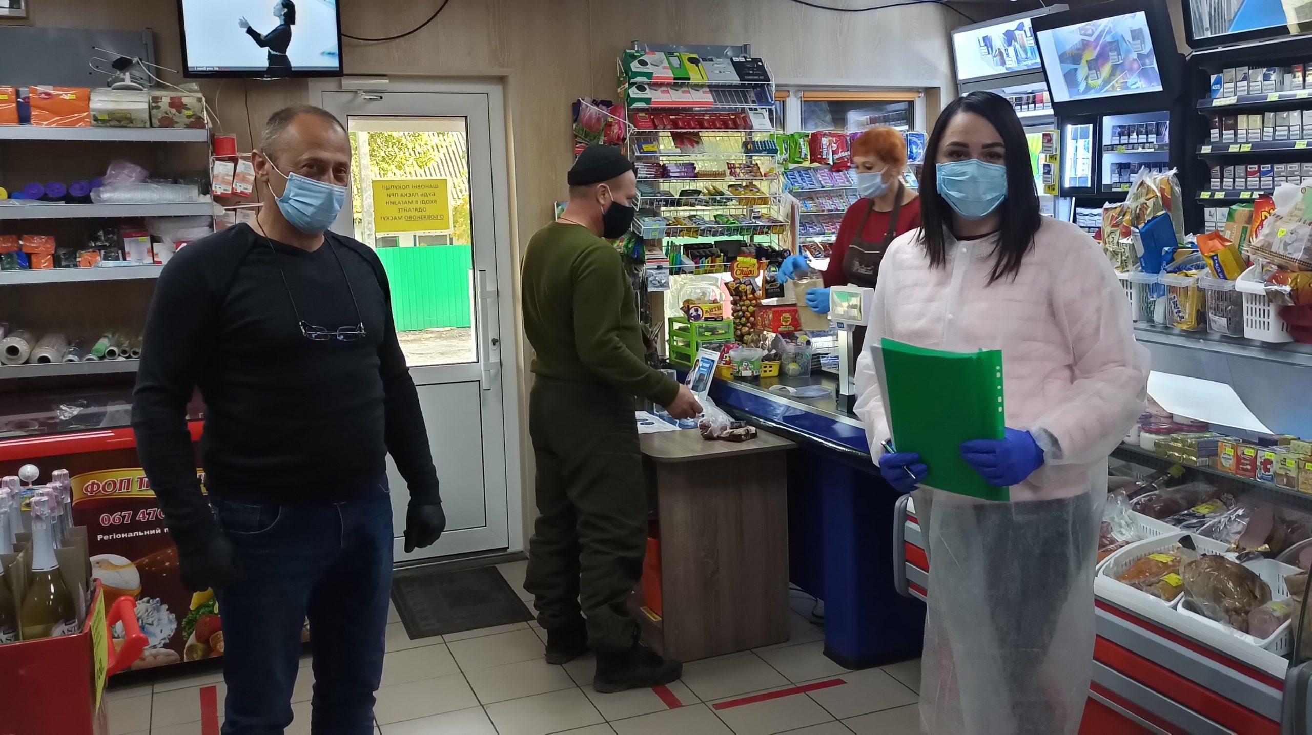 Майже 40% закладів на Черкащині не дотримуються санітарного законодавства
