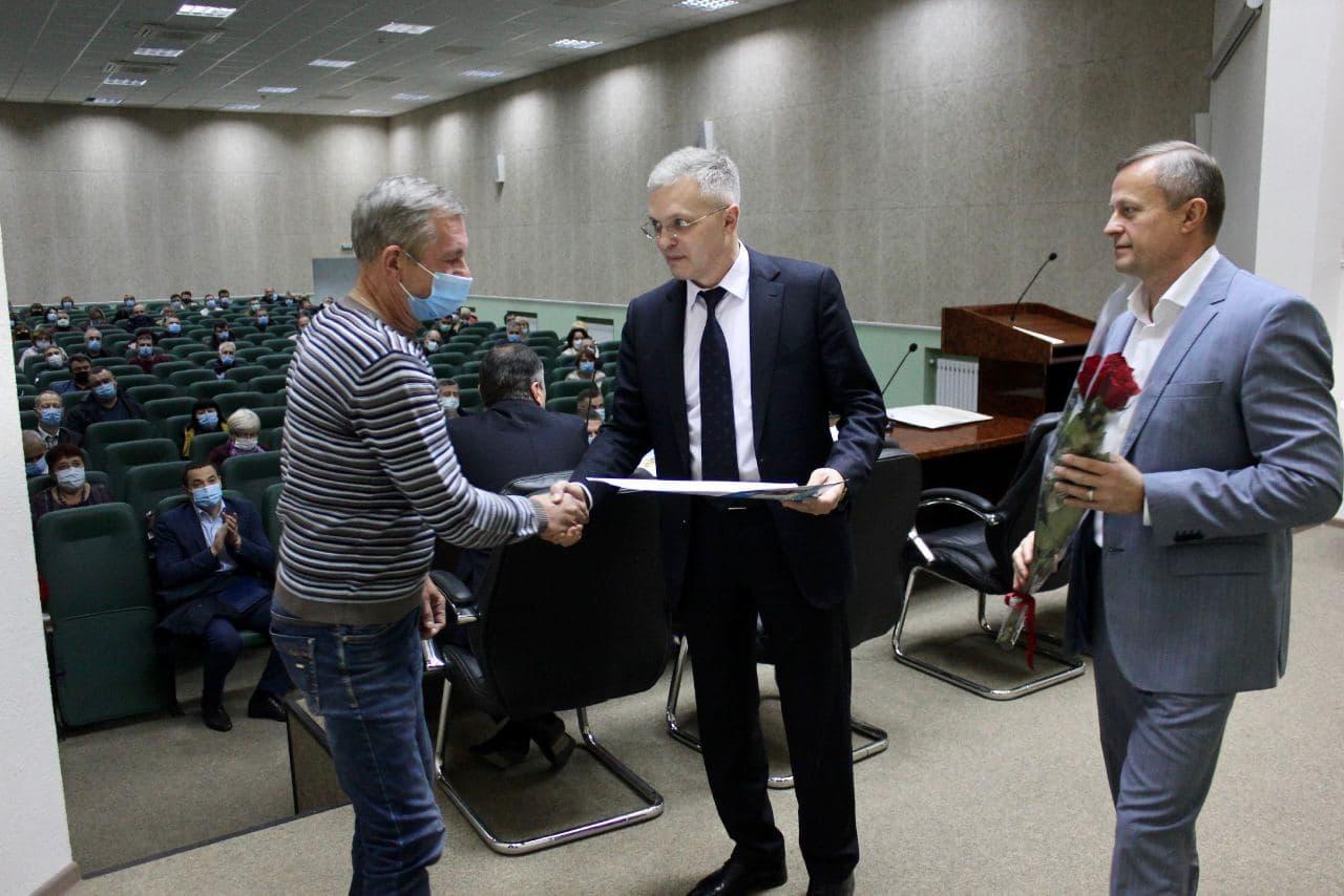 ПрАТ «АЗОТ» тримає статус гіганта хімічної промисловості України