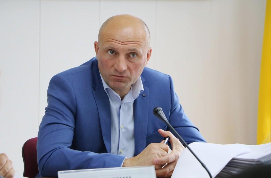 Міський голова Черкас захворів на COVID-19 (ВІДЕО)