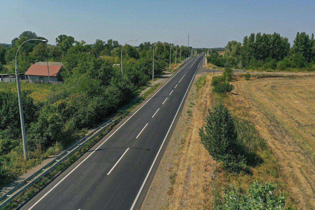 Цьогоріч відремонтували понад 107 км доріг на Черкащині