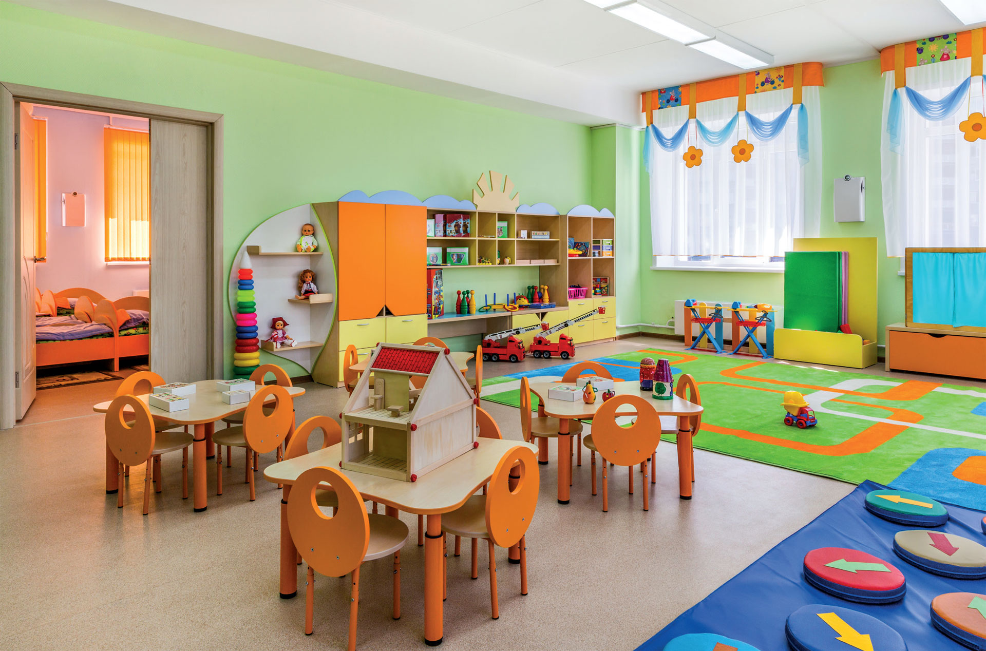 Дитячі садки Канева відновлять роботу із 5 листопада