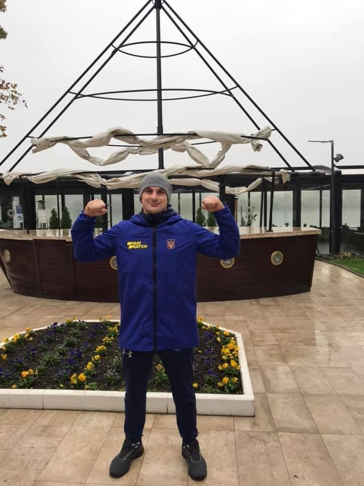 Черкаський самбіст виборов «бронзу» на чемпіонаті світу