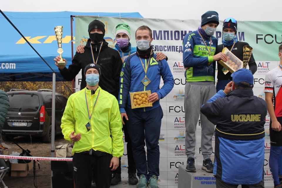 Велосипедисти з Черкас стали призерами всеукраїнських змагань