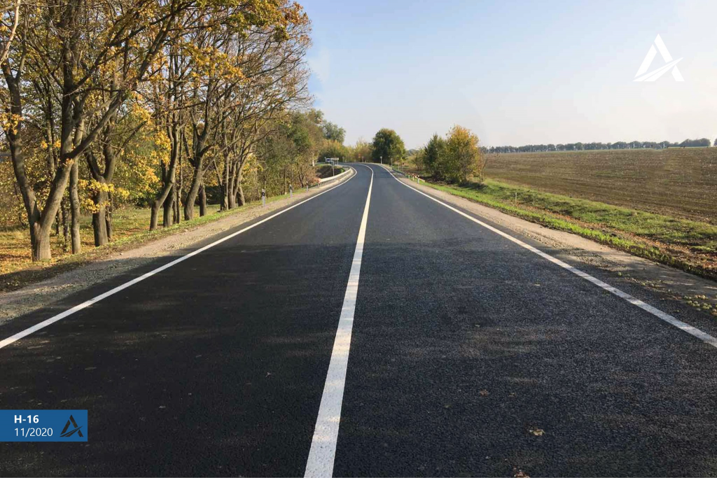 На Черкащині завершили ремонт ділянки дороги Золотоноша — Черкаси — Сміла — Умань