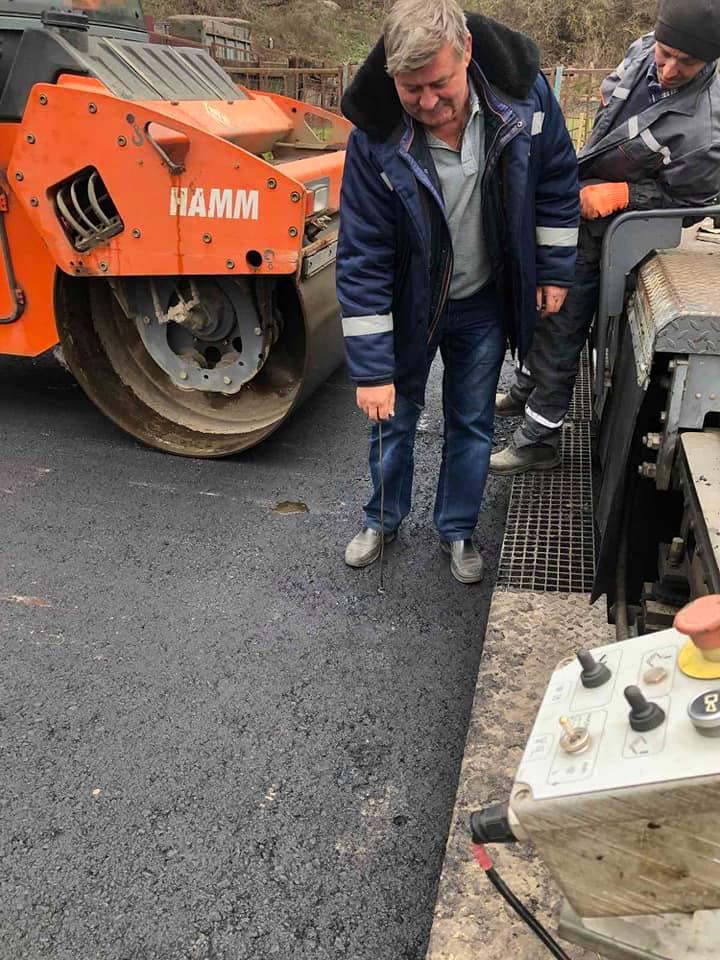 На Смілянщині триває поточний ремонт доріг