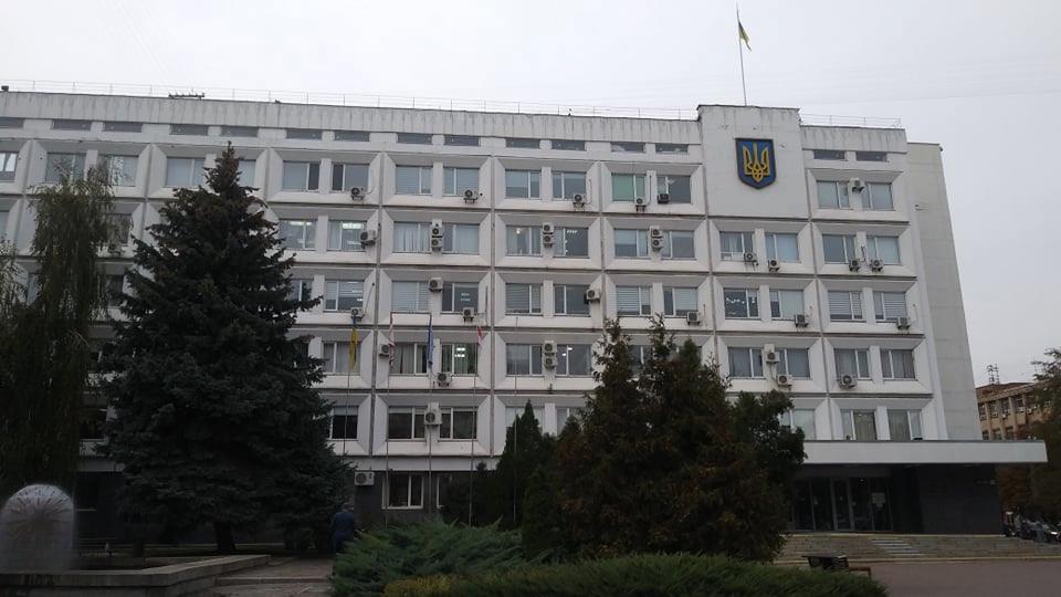 Новообрані депутати Черкаської міської ради зібралися на сесію
