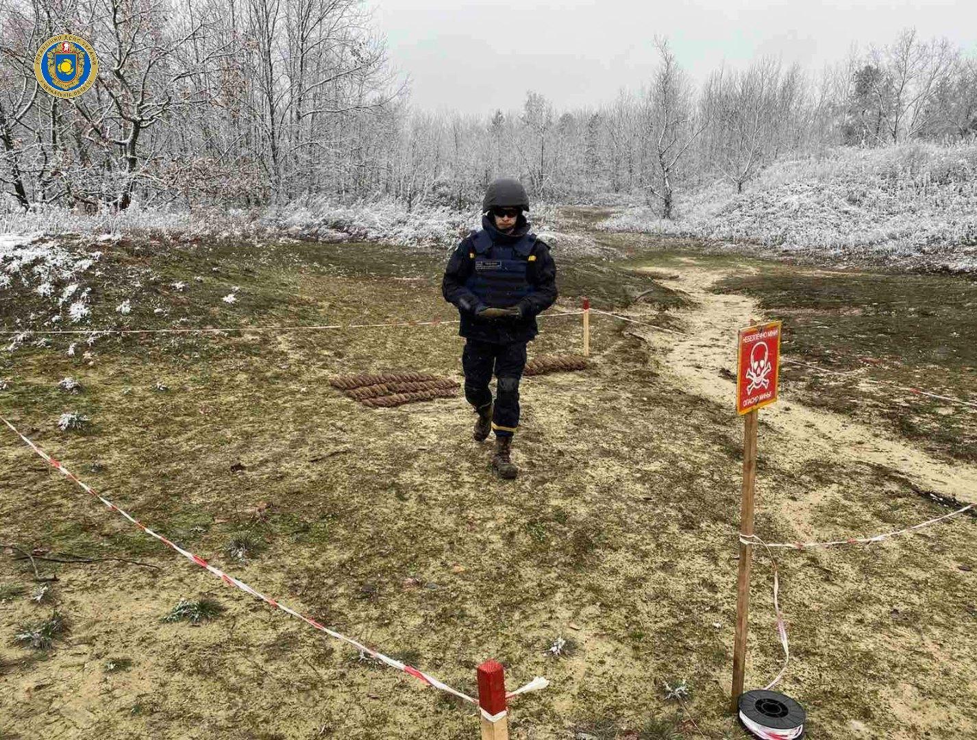 На Тальнівщині сапери знищили 106 вибухонебезпечних предметів