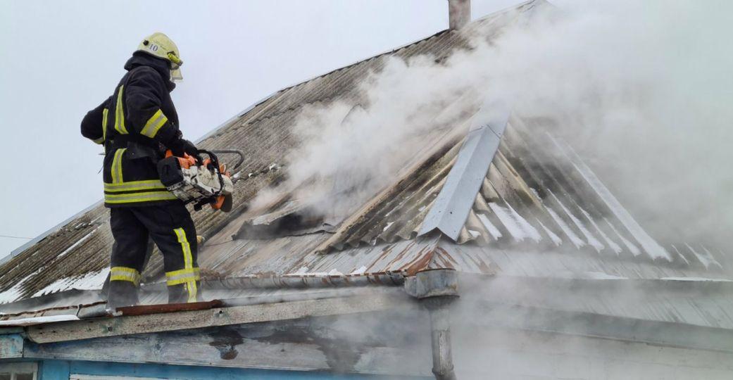 В області минулого тижня рятувальники зафіксували 86 надзвичайних подій