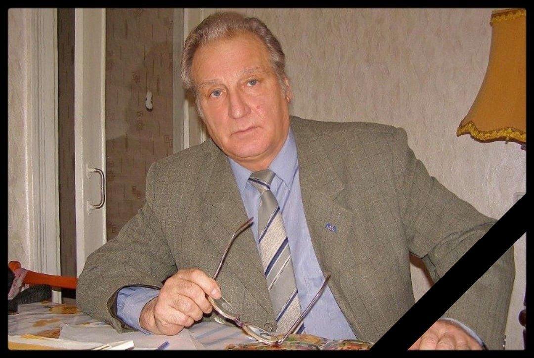 Не стало черкаського краєзнавця і журналіста Василя Страшевича