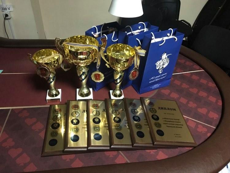 Відритий турнір із більярдного спорту відбувся в Черкасах