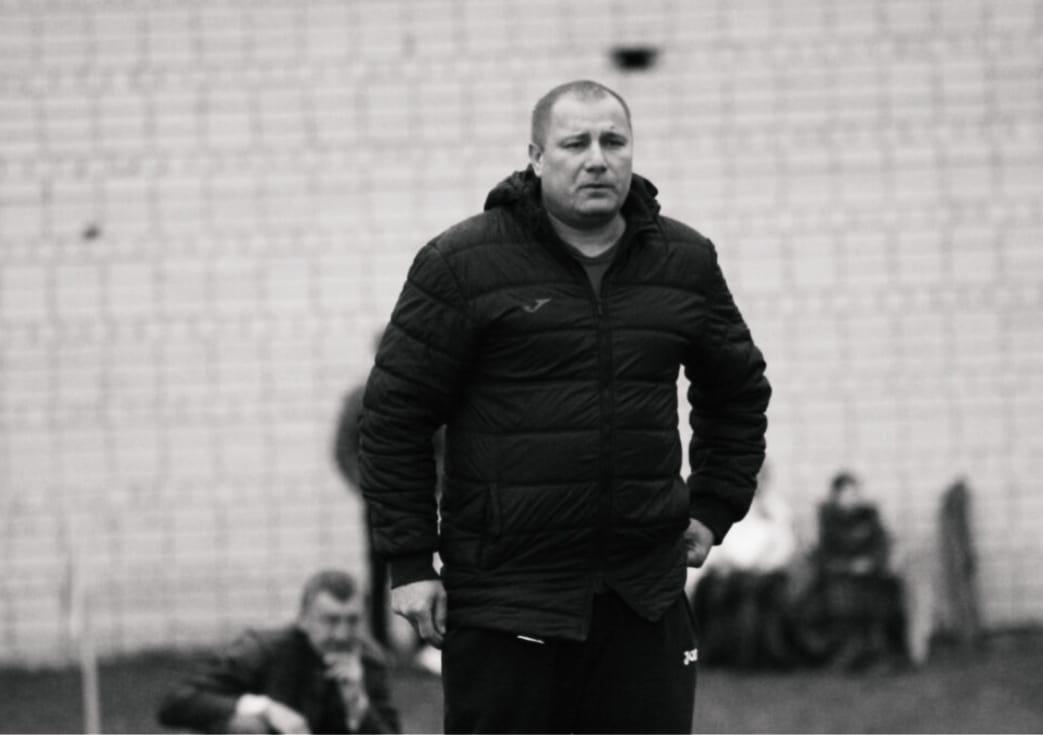 У Черкасах помер тренер спортивної футбольної школи