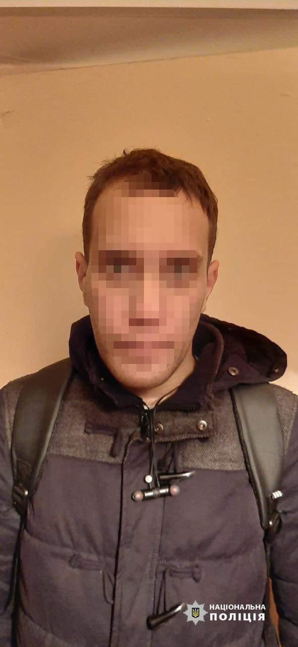 У Черкасах затримали двох людей із амфетаміном та ЛСД