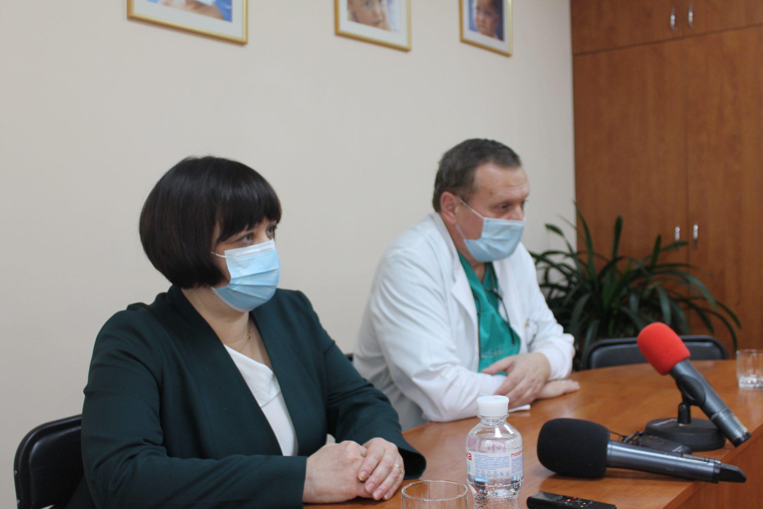 На Черкащині вдруге відбулася успішна трасплантація нирки