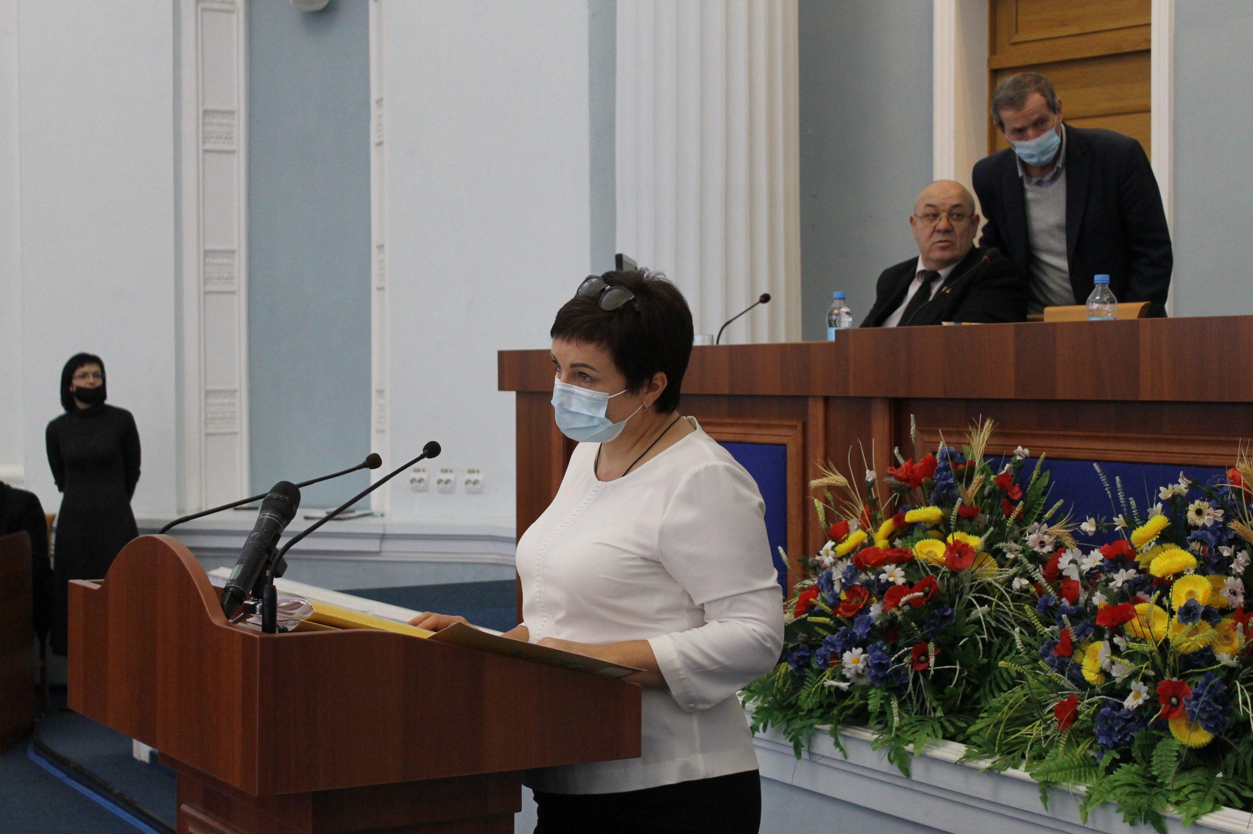 У Черкаській облраді ухвалили бюджет на 2021 рік