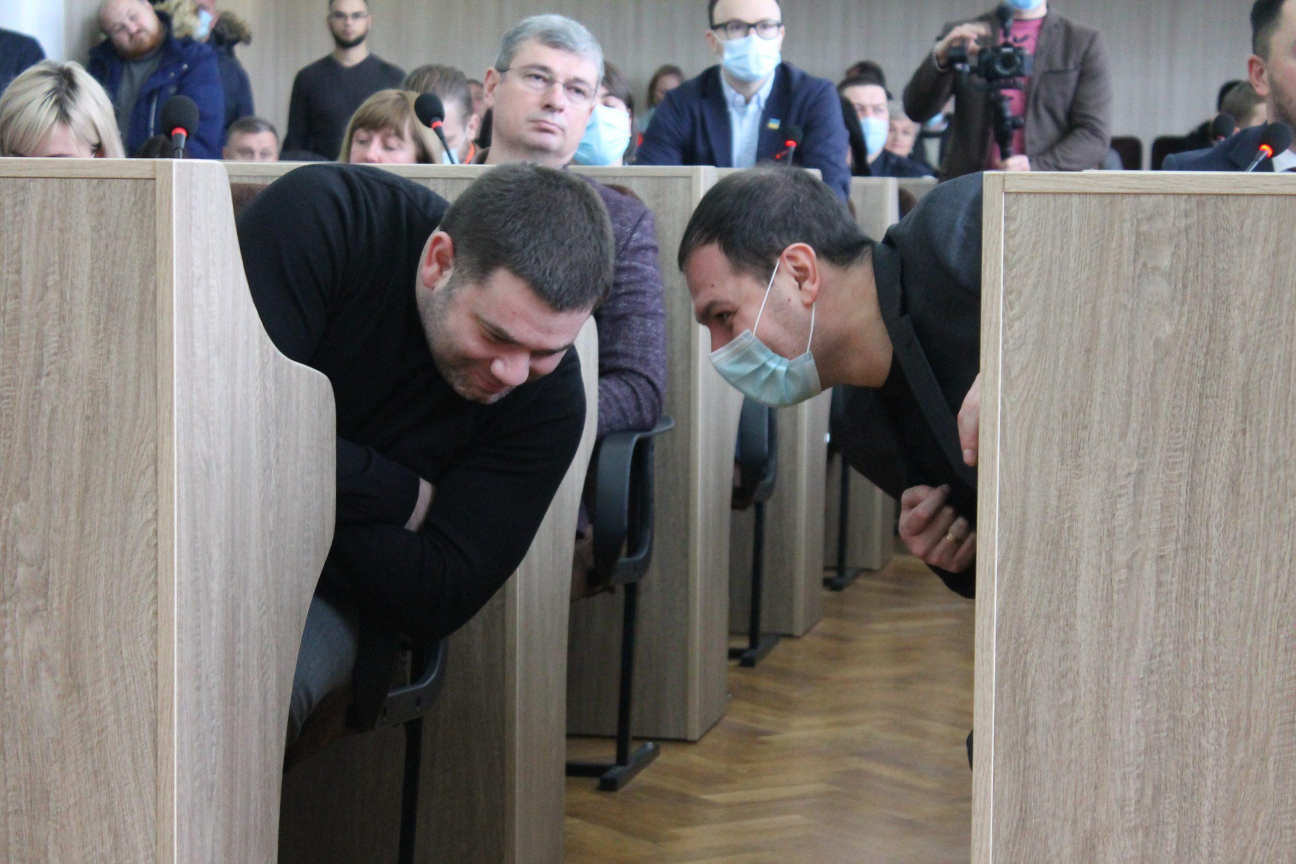 Позачергове засідання сесії Черкаської міської ради (ФОТО)