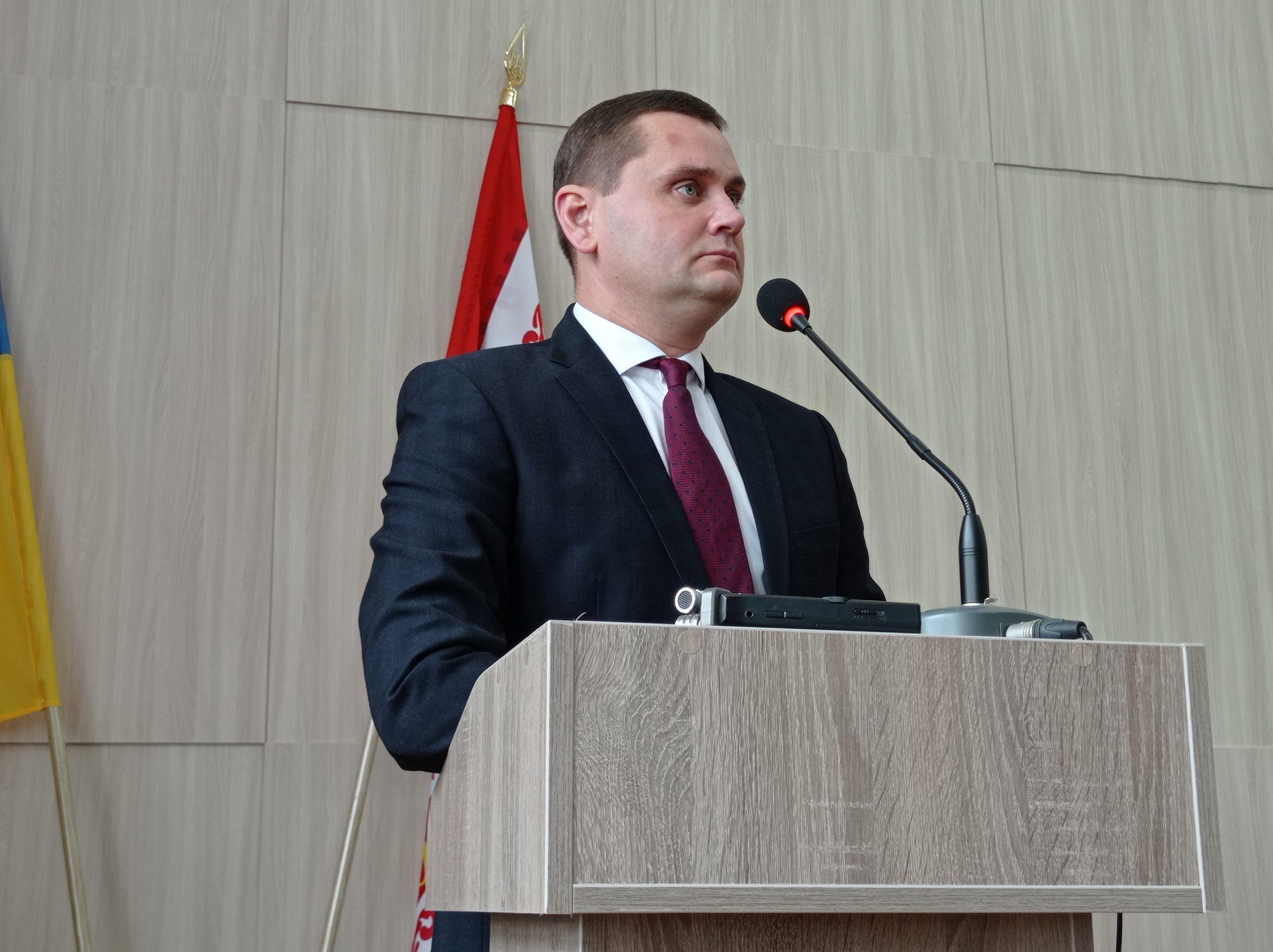 Сесія Черкаської міської ради (ФОТОРЕПОРТАЖ)