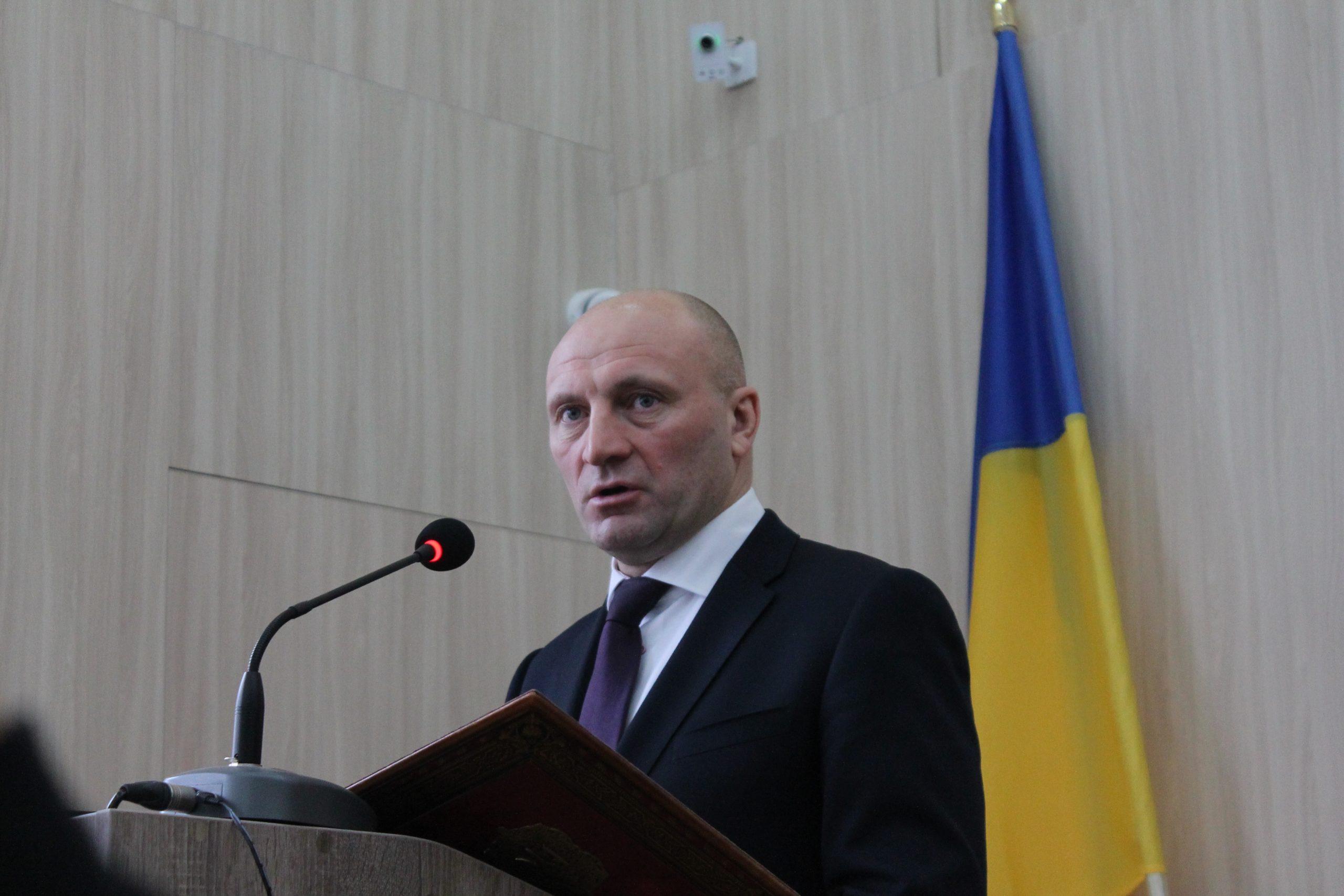 У Черкасах відбулось перше засідання новообраної міської ради