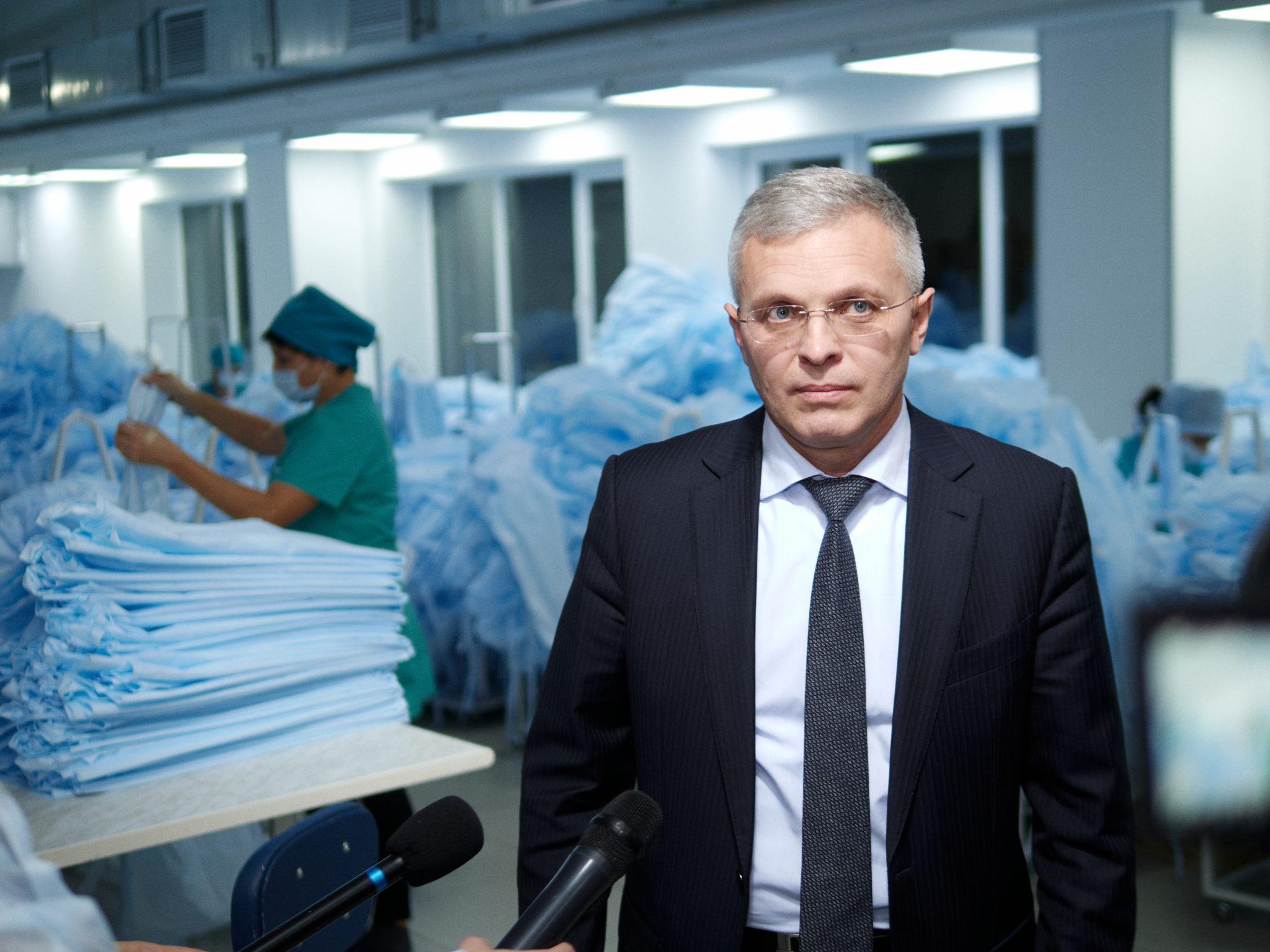 У Черкаській області є 783 ліжка із кисневою підтримкою