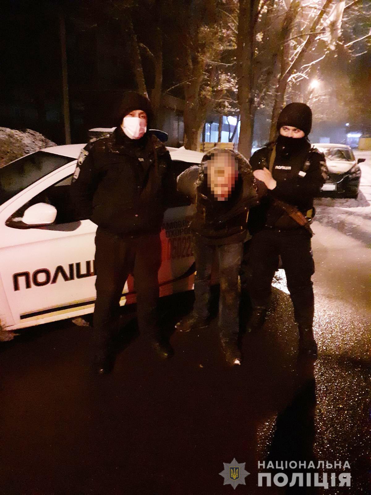 На Черкащині зловили квартирного крадія «на гарячому»