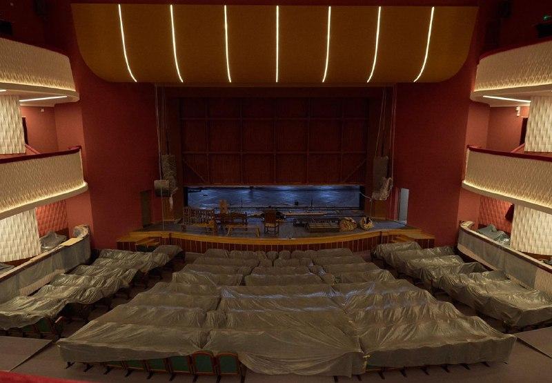 У Черкасах завершилася реконструкція драматичного театру (ФОТО)